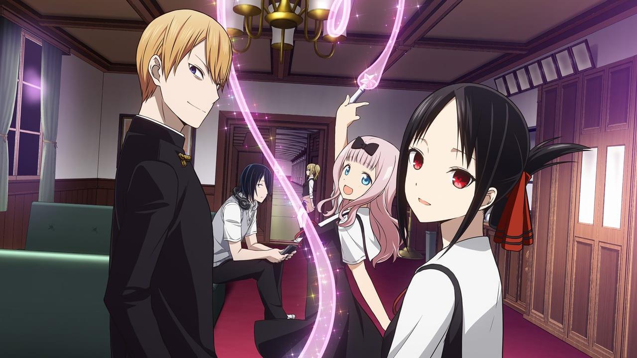 Kaguya Sama Love Is War Season 2 update