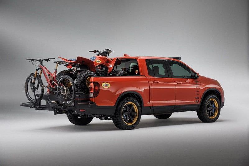 2020 Honda Ridgeline update