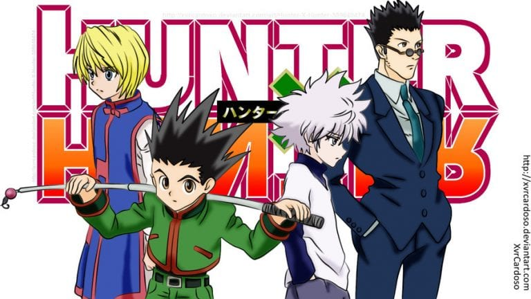 Hunter X Hunter Season 4 Release Date