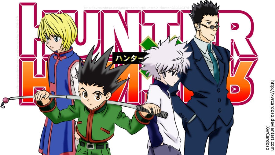 Hunter X Hunter Season 4 update