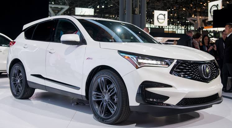 2020 acura rdx: release date, price, and specifications