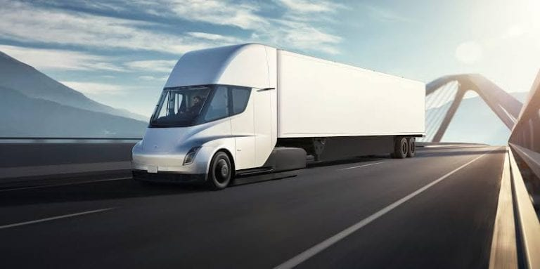 Tesla Semi specifications