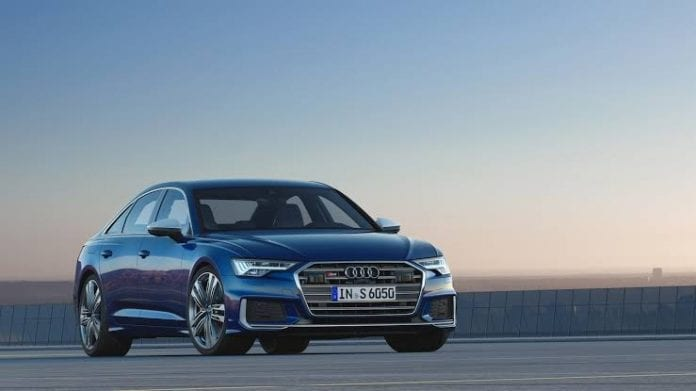 2019 Audi S6 Specifications