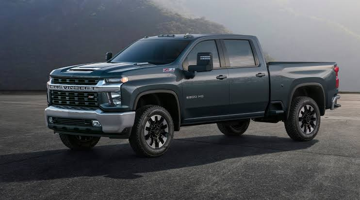 2020 Chevrolet Silverado Hd Release Date Specifications