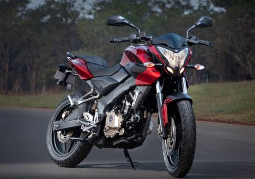 Bajaj Pulsar NS125 specifications