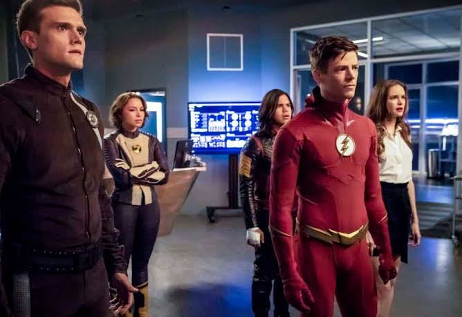 The Flash Season 5 Episode 20