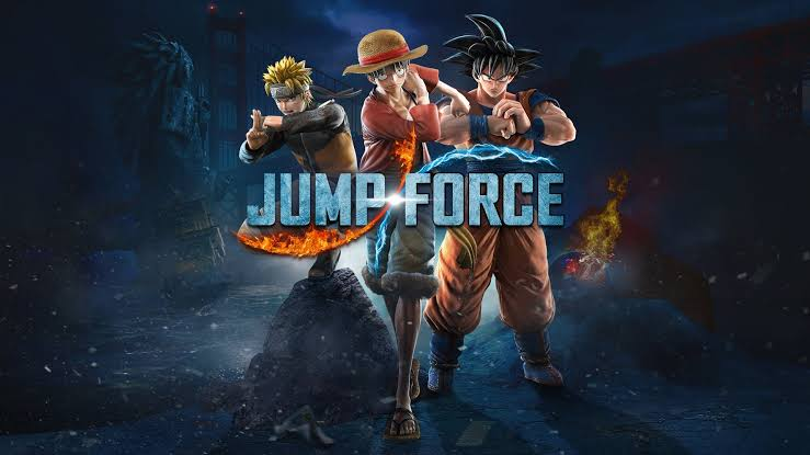 Jump Force To Add 7 New Characters In The Upcoming DLC