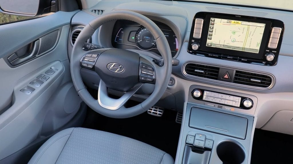 Hyundai Kona Electric update