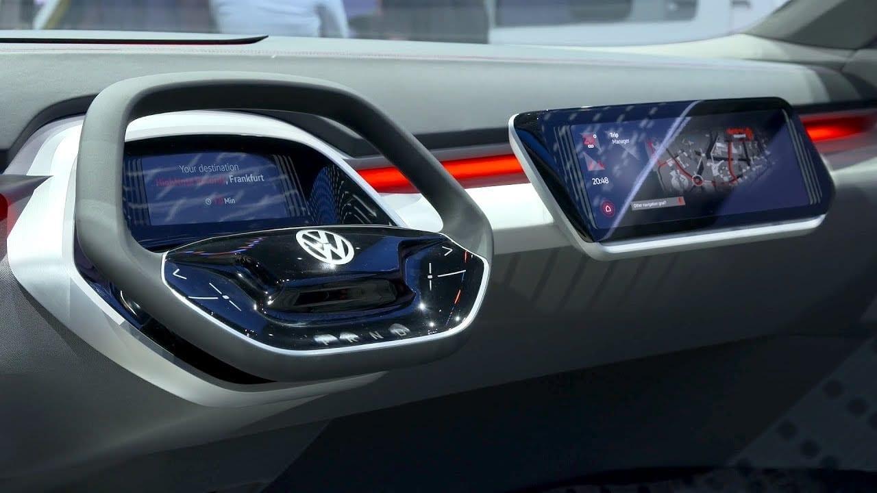 VW ID update