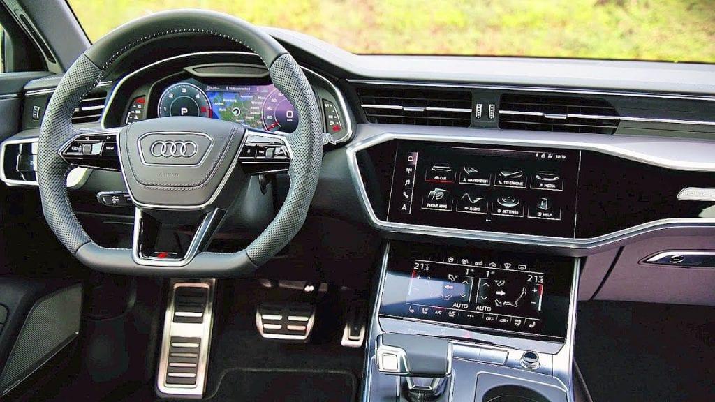 Audi A6 AllRoad 2019 update