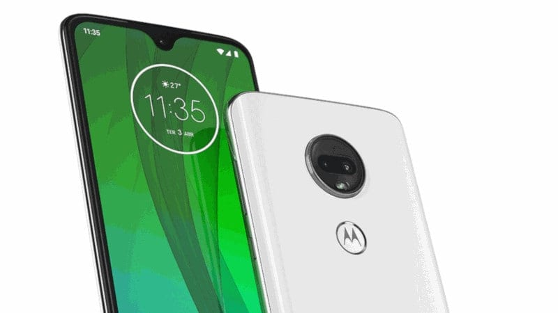 Moto G7 Plus specifications