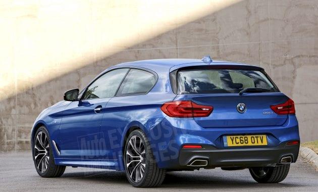 New BMW 1 Series 2020 update