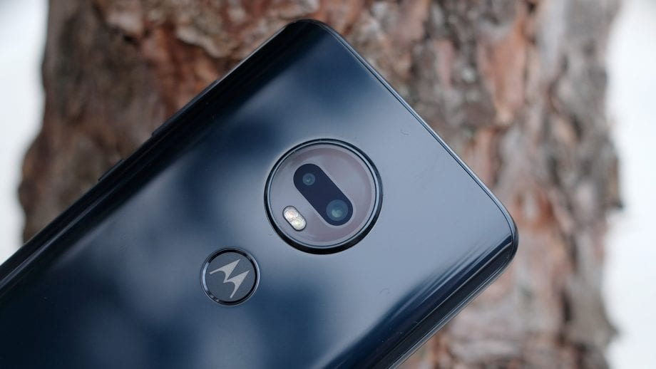 Moto G7 Plus update