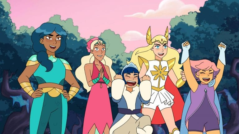 She ra and the Princesses of Power Season 2 Release Date