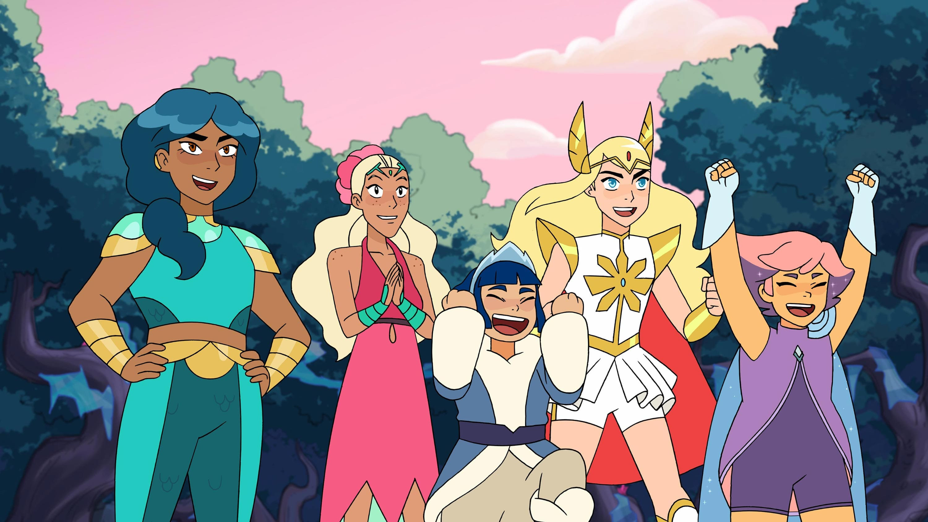 She ra and the Princesses of Power Season 2 update