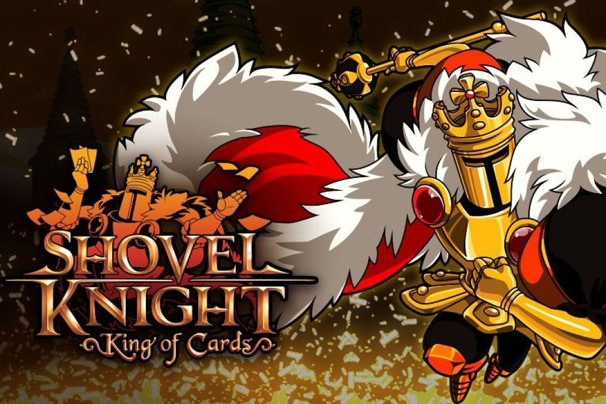 Shovel Knight: King of Cards update