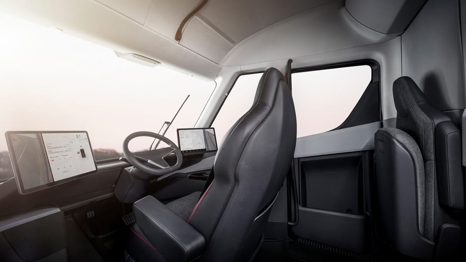 Tesla Semi update