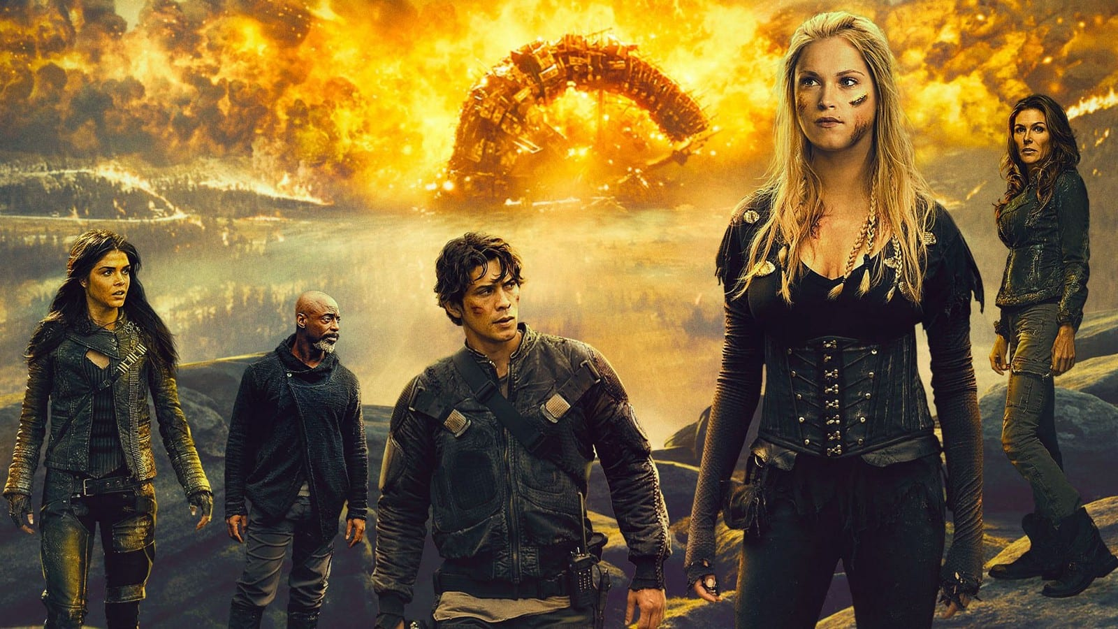 The 100 Staffel 4 Bs