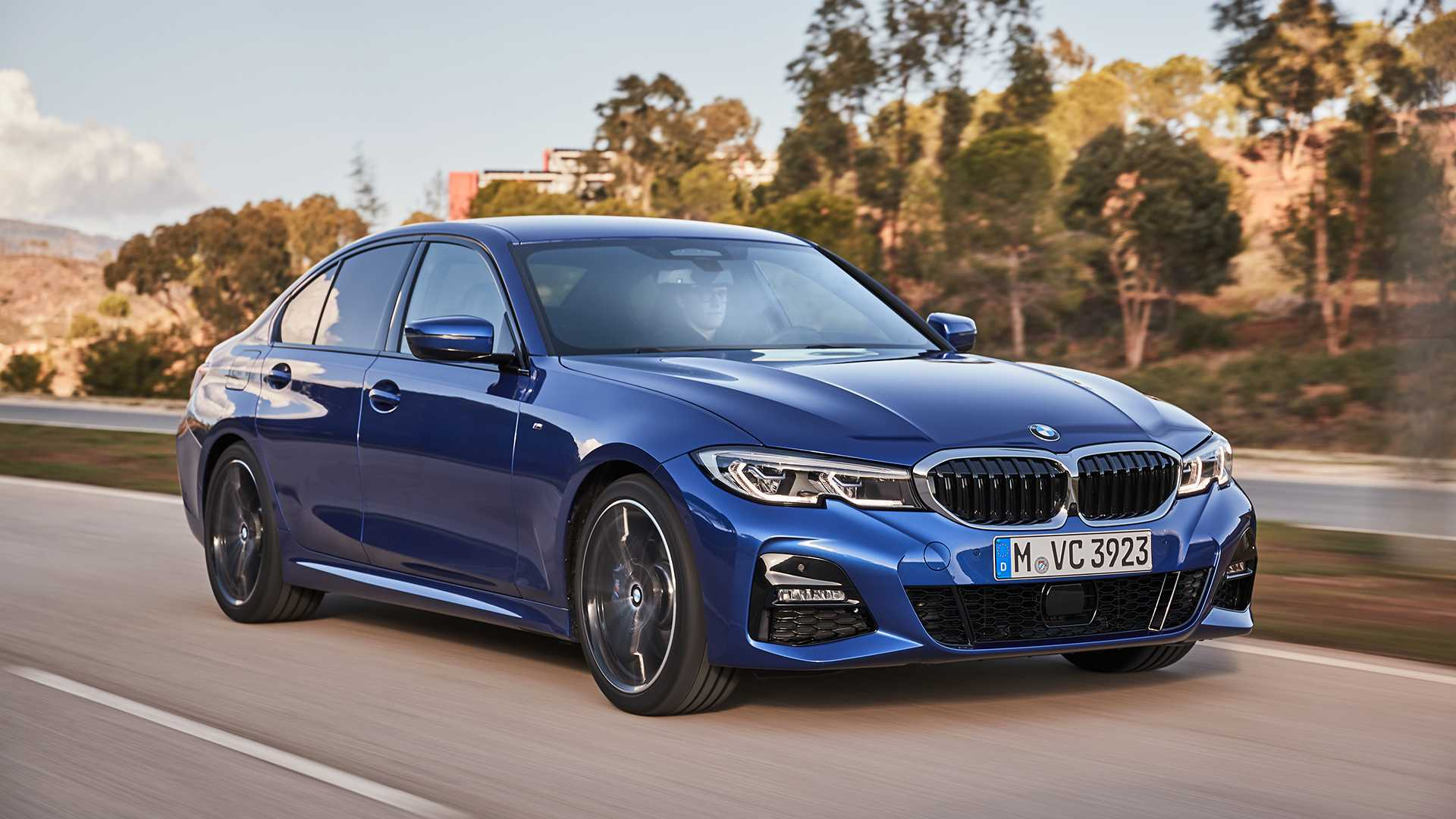 2019 BMW 3 Series specifications