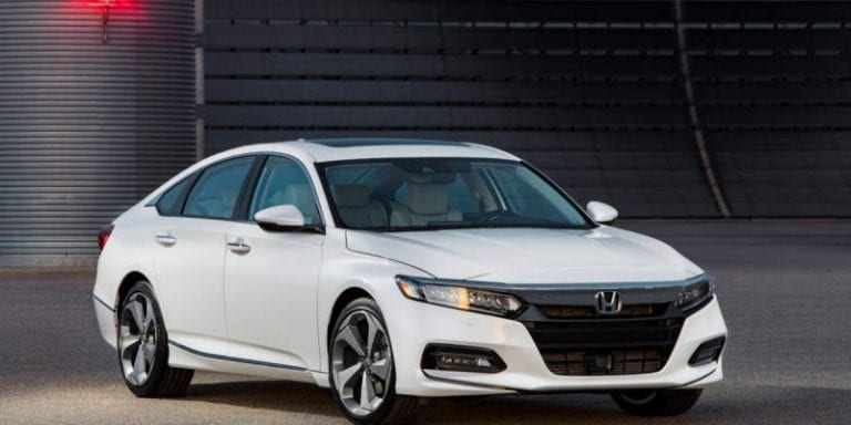 2020 Honda Accord specifications