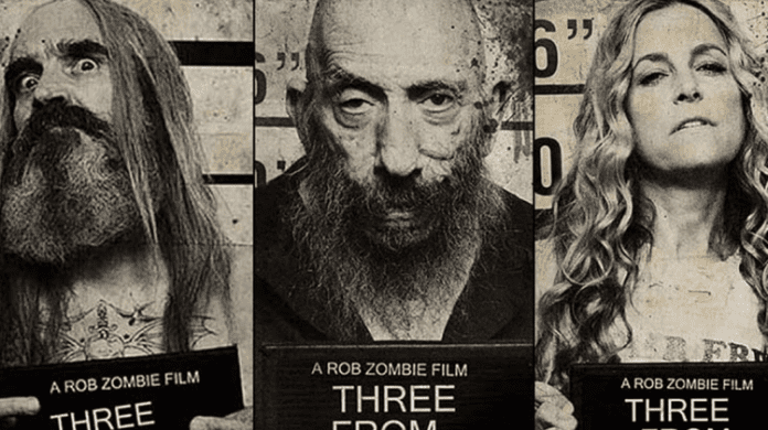 3 From Hell Release Date