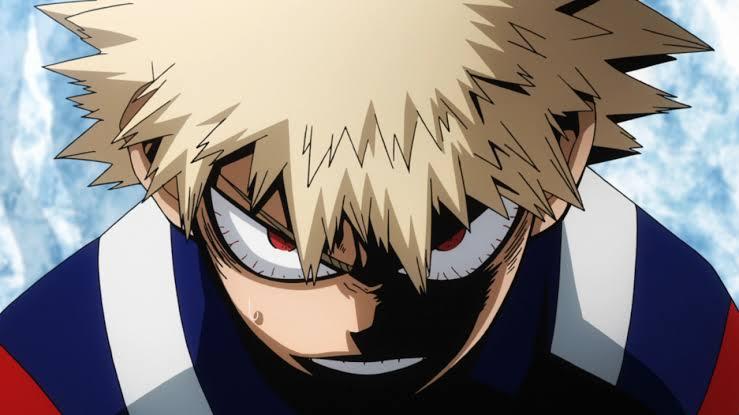 Bakugo Death My Hero Academia