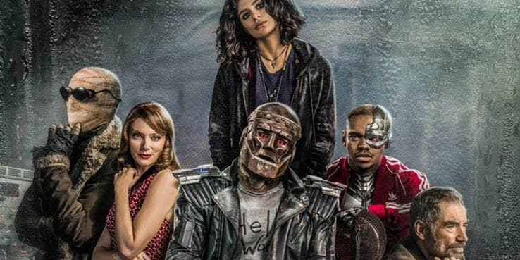 Doom Patrol Season 2 update