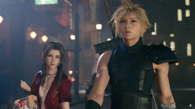 Final Fantasy 7 Remake: update