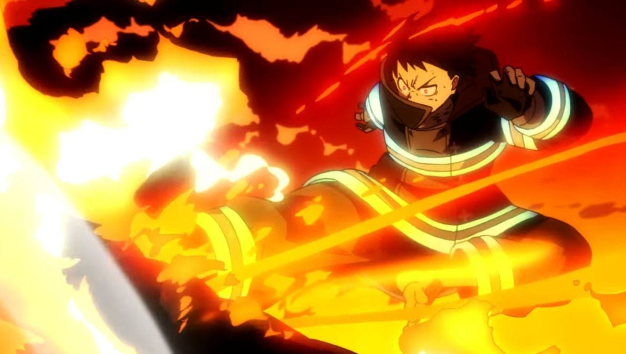 Fire Force Release Date