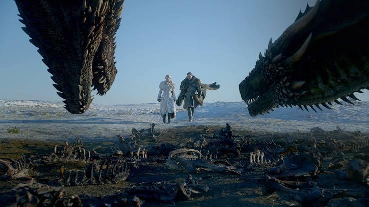 Game Of Thrones Season 8 Blu Ray Release Date UK