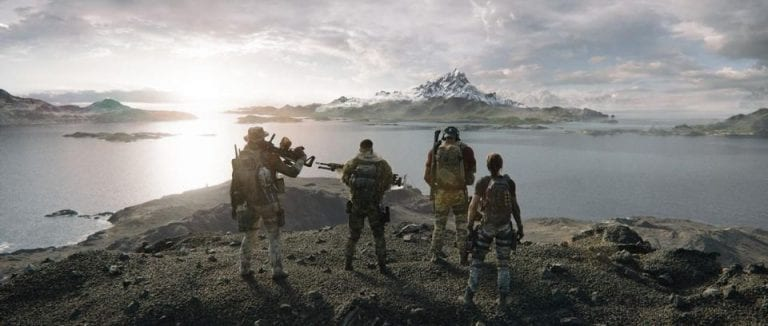 Ghost Recon Breakpoint Release Date