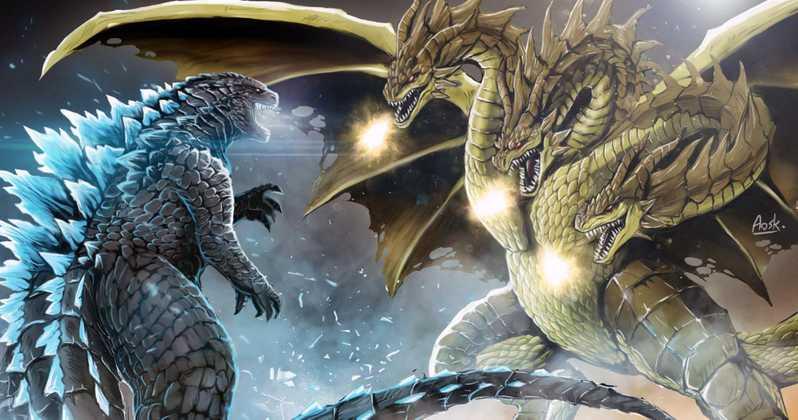 Godzilla 2 King of Monsters update