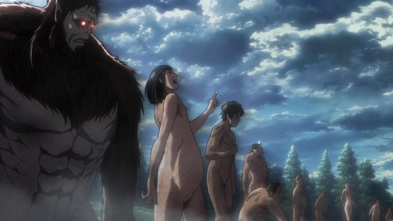 Attack on Titan Episode 52 Release date