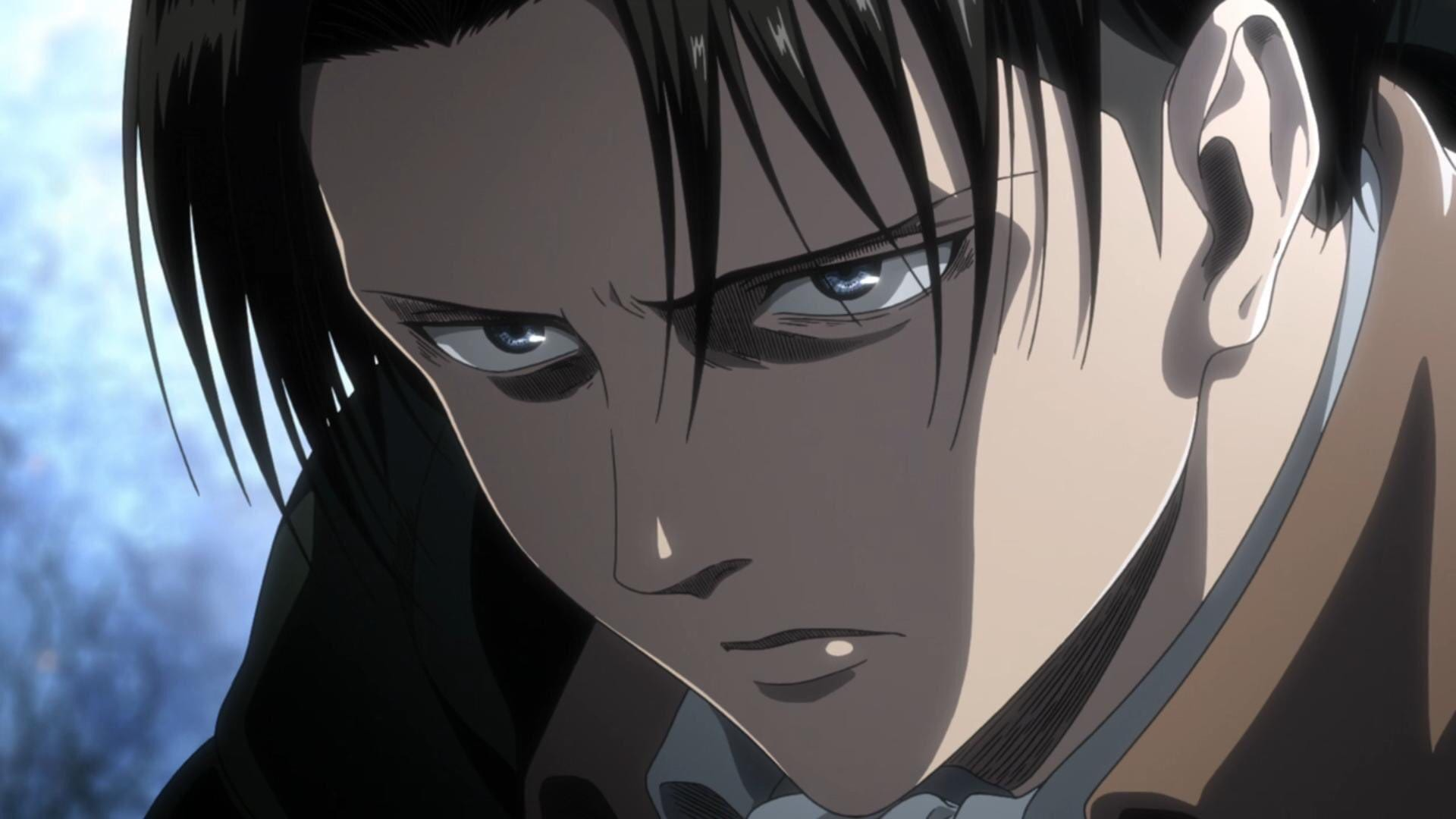 Attack on Titan Season 3 Part 2 Episode 4: Levi vs The Beast