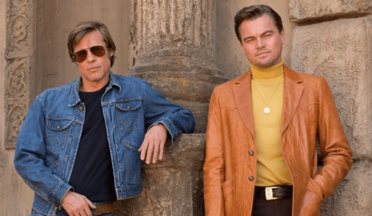 Once Upon A Time In Hollywood UK Release Date