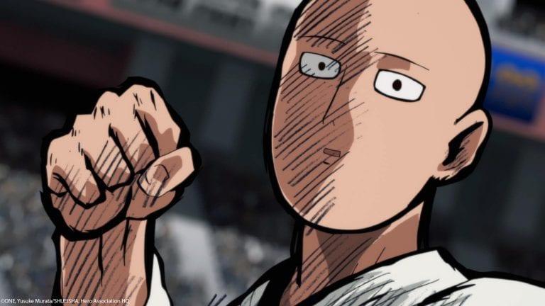 One Punch Man Season 2 Episode 8