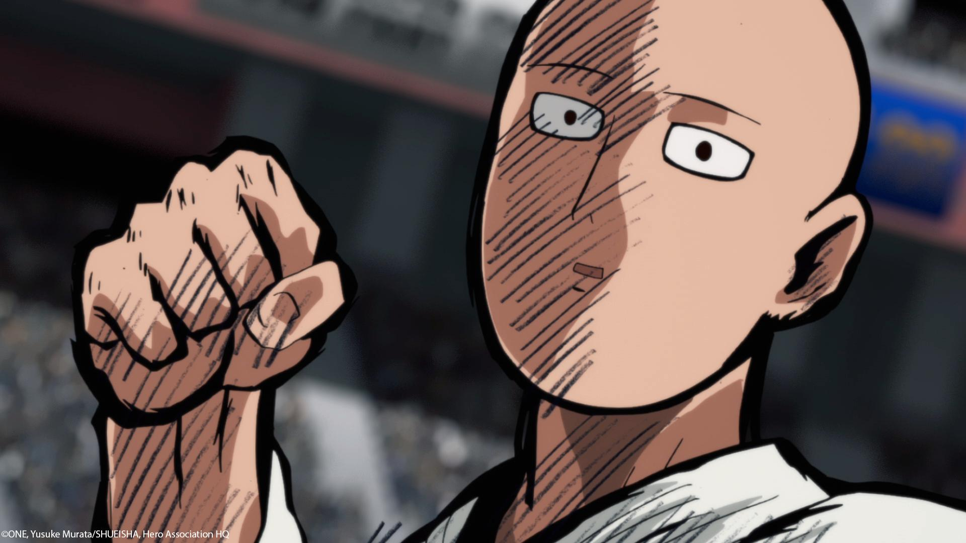 One Punch Man - Anime in Streaming HD | Cinemalibero