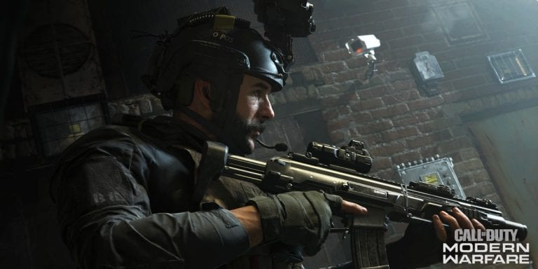 Modern Warfare Release Date And Story Details
