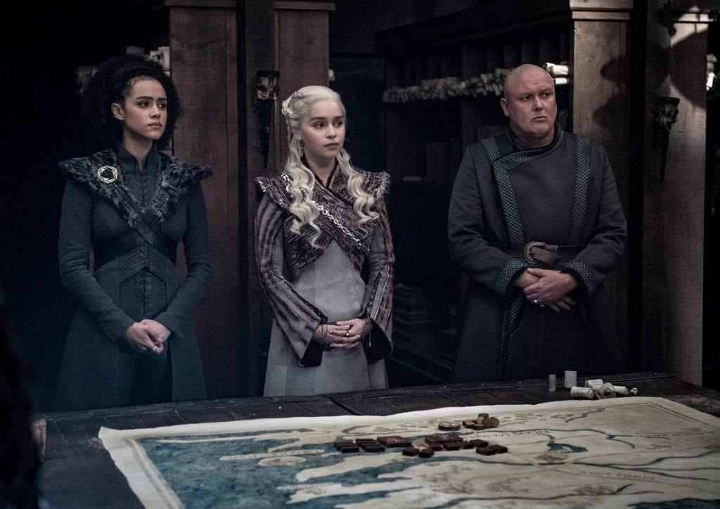 Game of Thrones Season 8 Episode 4 update