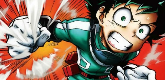 My Hero Academia Chapter 227 update
