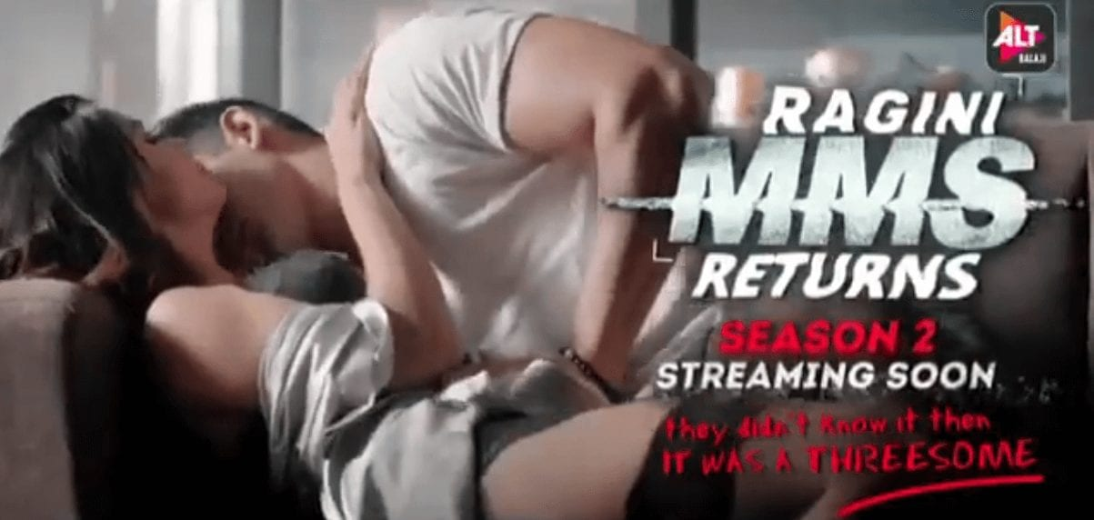 Ragini MMS Returns Season 2 update