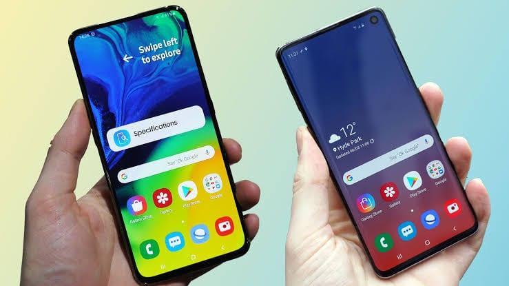 Samsung A80 update