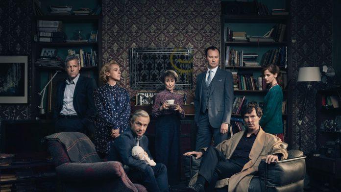 Sherlock Season 5 update