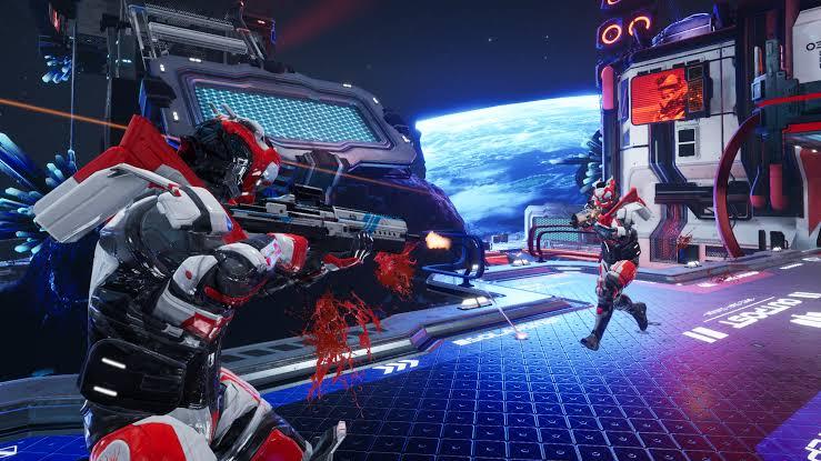 Splitgate: Arena Warfare PS4 Release