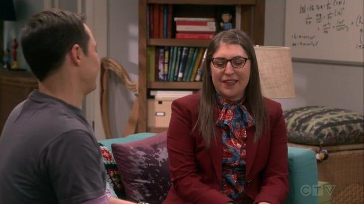 The Big Bang Theory Season 12 Episode 21