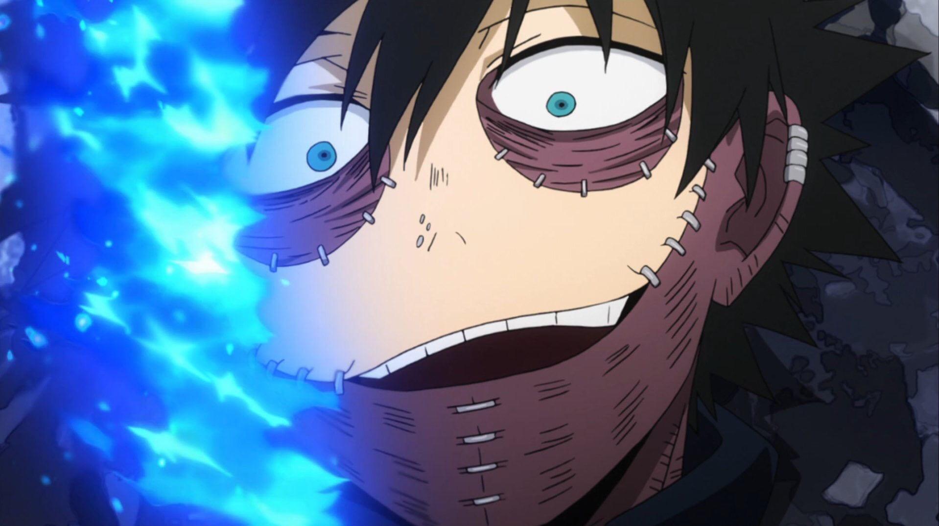 Boku no Hero Academia Chapter 229
