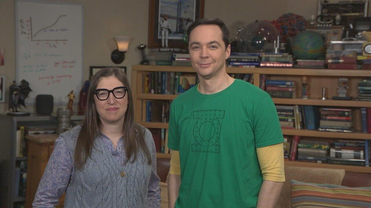 The Big Bang Theory Season 12 Episode 24
