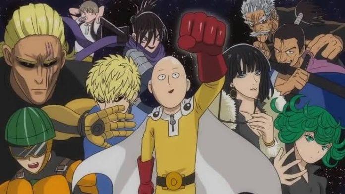 One Punch Man Season 2 Episode 7