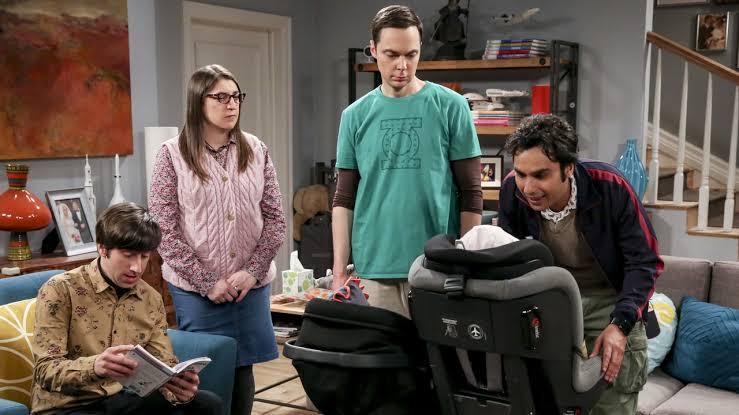 The Big Bang Theory Season 12 Episode 22