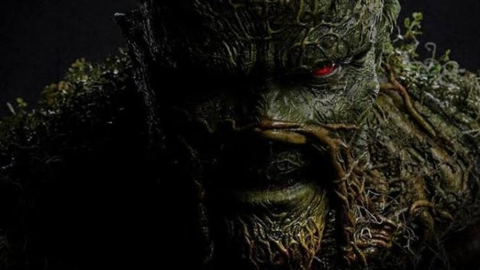 Swamp Thing Teaser And Release Date